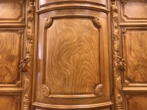 Tủ thờ trơn phệ siêu đẹp giá tốt