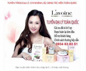 Kem dưỡng trắng da mặt ban ngày L'avoine