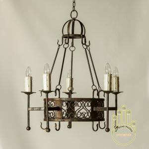 Đèn chùm cổ điển MS01033
