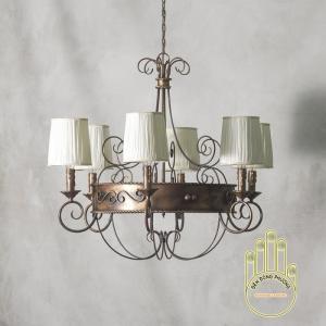 Đèn chùm cổ điển Châu Âu MS01069