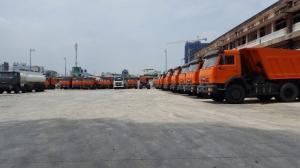 Ben 15 tấn Kamaz| Kamaz ben 15 tấn nhập khẩu...