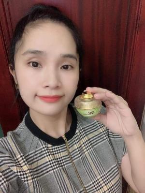 Kem Q2 Collagen Xanh Cải Tiến 2019