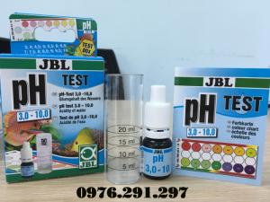 Hộp PH test
