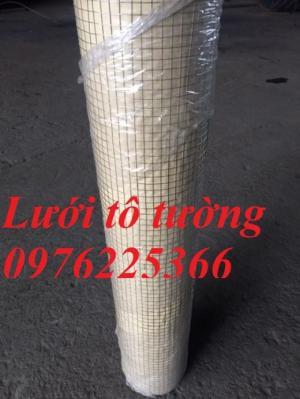 Lưới tô tường ,lưới trát tường chống nứt tại hà nội