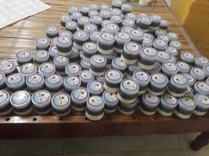 Sữa Chua nếp cẩm mộc châu Thùng 12 hũ