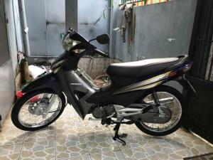 Xe Wave s100. màu xanh đen. bstp ngay chủ