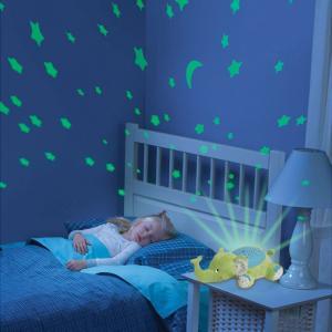 Đèn chiếu sao ru ngủ Summer Infant - Voi con