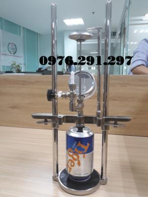 Thiết bị đo lượng CO2 trong lon