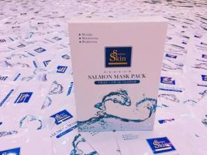 Mặt nạ cá hồi Salmon Mask Pack (Korea)