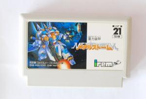 Băng Famicom Juuryoku Soukou Metal Storm