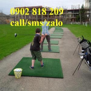 Thảm phát banh golf TP2D