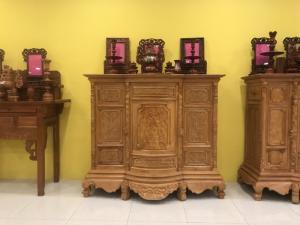 Nơi bán tủ thờ gỗ tốt, uy tính chất lượng