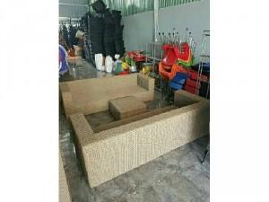 Thanh lý 5 bộ sofa mây cafe giá rẻ