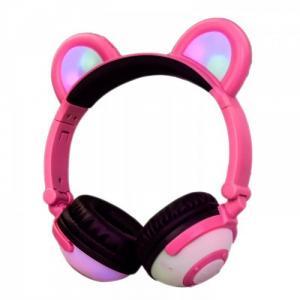 Tai Nghe Gấu Cute Phát Sáng Có Bluetooth Cao Cấp (Cực Hot)