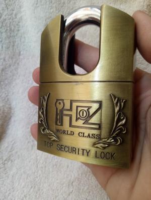 Ổ khóa nhà chống cắt Padlock C6-60H