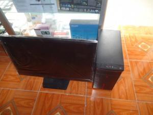 Bộ máy asus H110 + màn 27in LG có cổng HDMI