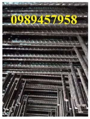 Lưới thép hàn phi 10 Ô 100x200, 100x250, 200x200 giá tốt