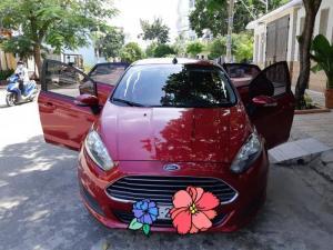 Ford Fiesta 215 Trend Đỏ Xe Đẹp Giá Hợp Lý.