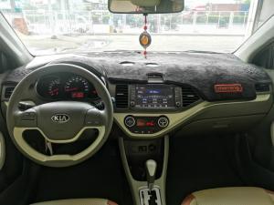 Bán Kia Morning S 1.25AT màu đỏ số tự động sản xuất 2017 phiên bản S cao cấp nhất