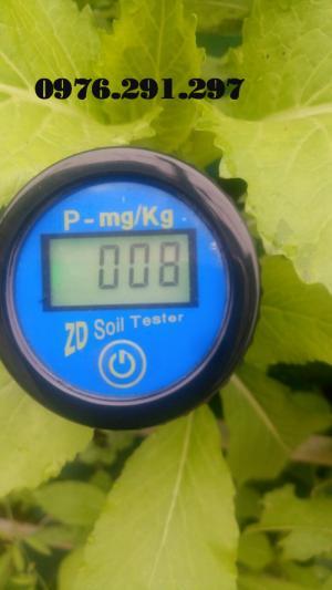 Bút đo NPK trong đất- Máy đo NPK đất