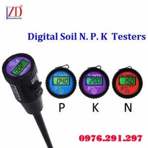Máy đo NPK giá rẻ - Máy đo NPK trong đất ZD2804