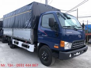 Xe tải Hyundai HD800 tải trọng 8 tấn, thùng...