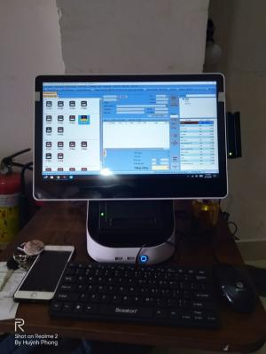 Máy tính tiền giá rẻ tại Gia Lai