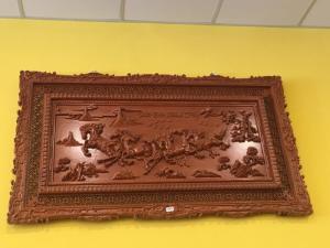 Tranh gỗ trang trí