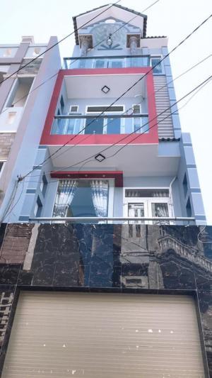 Bán nhà 120/32A đường Lê Văn Quới quận Bình Tân xe hơi vào tận nhà