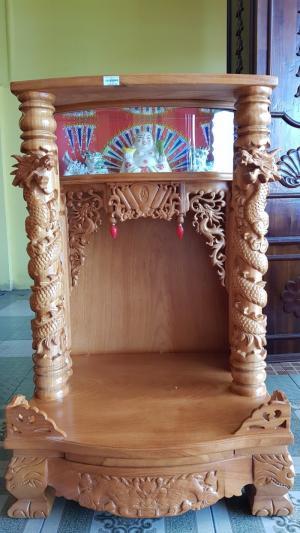 Bàn thờ thần tài ông địa hàng có sẵn tại Tiền Giang