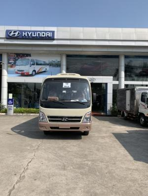 Hyundai County thành công lắp ráp, mới 100%