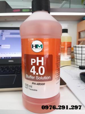 Dung dịch chuẩn PH4