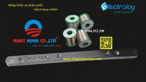 Electroloy solder wire