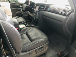 Bán Lexus LX570 nhập Mỹ,màu đen, sản xuất 2010,đăng ký 2011, đã lên form 2015, xe siêu đẹp, biển Hà Nội