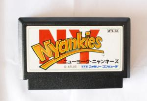 Băng Famicom New York Nyankies