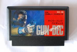 Băng Famicom Gun Dec