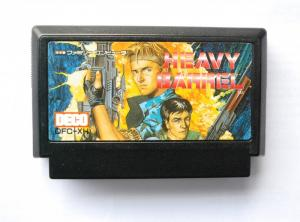 Băng Famicom Heavy Barrel