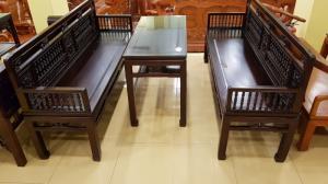 Bộ trường kỷ song tiện , hàng được ưa chuộng nhất tại Tiền Giang