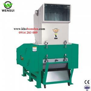 Máy xay nhựa Wensui WSGP-600, máy băm nhựa PP, máy nghiền nhựa HDPE