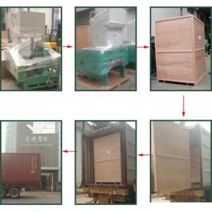 Máy xay nhựa Model VGY-20HP,máy băm nhựa wensui,máy xay chai nhựa,máy xay phế liệu