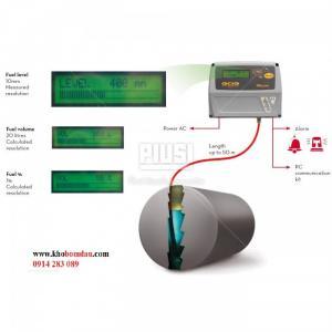 Bộ đo mức bồn dầu Piusi OCIO,thiết bị đo tank dầu Ocio,thiết bị đo xăng dầu,Piusi Ocio F0075501D