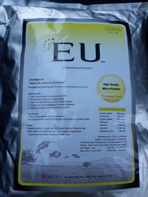 Tăng trọng EU, tăng trọng từ Hà Quốc cho tôm cá
