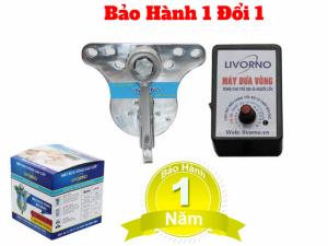 Máy Đưa Võng Tự Động LIVORNO LVR01 Giúp Bé Ngủ Ngon - MSN388319