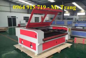 Máy laser 1810 cắt vải nhanh giá rẻ
