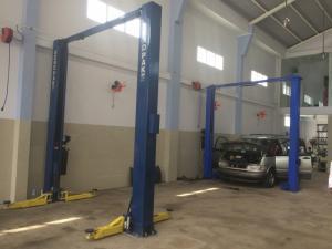 Chuyên bán Cầu nâng 2 trụ Bend Pak XPR-10S - Mỹ kiểu cổng,hàng có sẵn,giá rẻ toàn quốc.