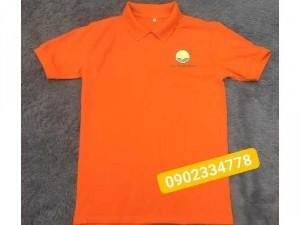 may áo thun đồng phục công ty Nông sản