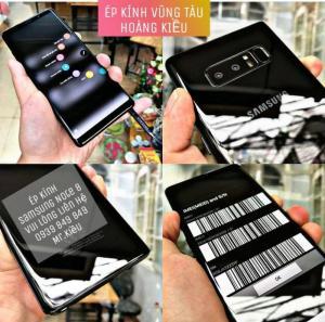 Ép kính Samsung Note 8 Uy Tín Chất Lượng Số 1 Vũng Tàu.