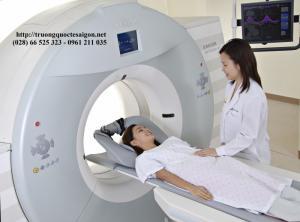 Tuyển sinh Liên thông Cao đẳng ngành kĩ thuật hình ảnh y học (X - quang)