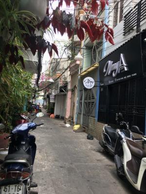 Cần Bán Rất Gấp Nhà Hẻm 263 Đường Nguyễn Trãi, p Nguyễn Cư Trinh, Quận 1