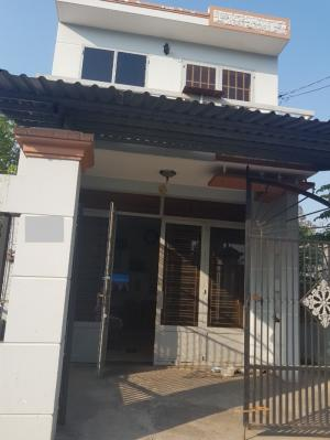 Nhà 1 trệt 1 lầu 5,20m x 14m khu dân cư xã Tân An Hội, Củ Chi.